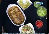 بيكاتا اللحم البتلو - مكرونة فرن بالجبنة - سيزار سلاد بالفراخ - الشيف علاء الشربيني