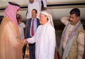 صحيفة: وزير الدفاع السعودي يستقبل الرئيس اليمني