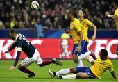أهداف وملخص مباراة فرنسا 1 - البرازيل 3