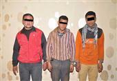 بالصور – أمن بورسعيد يلقي القبض على بائعي اسطوانات بوتاجاز في السوق