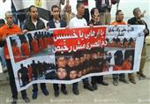 بالصور – شباب ماسبيرو بالإسكندرية يحيون ذكرى الأربعين للضحايا المصريين