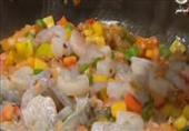 عمل الجمبرى بالصلصة والبهارات على طريقة مطبخ شيف أحمد