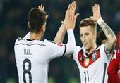 أهداف ألمانيا 2 - جورجيا 0