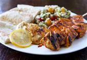 طبق اليوم: شيش طاووك مع الأرز من مطبخ منال العالم
