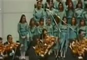 المطربة شيرين في أول أغنية لها بالعاشرة من عمرها