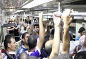 ضبط متسولة وصاحب محل اعتدى على ضابط بمحطة مترو مسرة