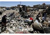 """""""تناثر جثث القتلى"""" في مدينة الحوطة جنوبي اليمن"""