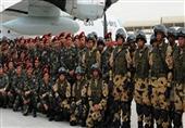 رئيس الأركان يلتقى القوات المشاركة في التدريب المشترك المصري الإماراتي