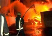 السيطرة على حريق مخزن الأحذية بالسادات في المنوفية