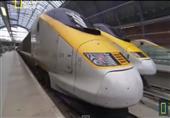 القطار الخارق في المملكه المتحده