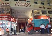 """بالصور.. """"مصراوي"""" يرصد استعدادات سينما راديو لأولى حلقات """"أبلة فاهيتا"""""""