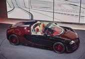 بالصور.. ظهور أخر سيارة بوغاتي فيرون