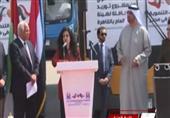 رئيس الوزراء يشارك فى احتفالية إستلام محافظة القاهرة 200 أتوبيس نقل عام مقدمة من الامارات