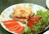 طريقة عمل ساندوتش البيض المميز - مطبخ منال العالم