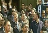 """احمد موسى """" يسخر"""" من محامون الجماعات الاخوانية على الهواء"""