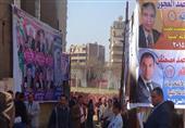 بالصور.. إقبال متوسط في انتخابات صيادلة المنيا والغلبة للسيدات