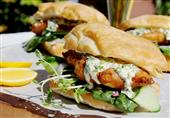 برجر السمك: طبق اليوم من مصراوى مع الشيف يسرى خميس