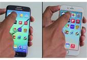 بالفيديو.. أيهما أسرع iPhone 6 أم Galaxy S6 Edge ؟