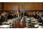 ننشر تفاصيل الاجتماع الأسبوعي لمجلس الوزراء