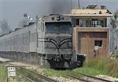 قطار دمياط يدهس شخصا ويصيب آخر في السنانية