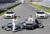 سيطرة مرسيدس على بطولة العالم لفورمولا-1