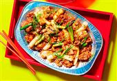 فيلية الدجاج مع ارز الزعفران من مطبخ منال العالم