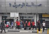 وصول بعثة الفتح الرباطي المغربي للقاهرة استعدادا لملاقاة الزمالك بالكونفدرالية
