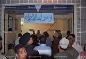 بالصورة.. أسرة أحد ضحايا انفجار استاد كفر الشيخ ترفض عزاء الإخوان