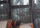 بالصور ..''بديع'' يظهر ببدلة الإعدام للمرة الأولى بـ ''أحداث الإسماعيلية''