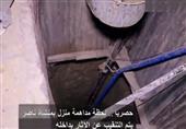 العثور على حفرة للتنقيب تتخطى الـ 70 متر بمنزل بمنشأة ناصر