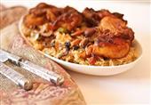طبق اليوم: كبسة الدجاج من مطبخ منال العالم