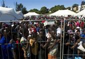 جاكوب زوما رئيس جنوب أفريقيا يتعهد بوقف الهجمات على الأجانب
