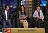بالفيديو- رد فعل عمرو عبد الحميد بعد سماعه شائعة وفاة صافيناز