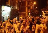 إصابة 5 أشخاص عقب فض مظاهرة للإخوان بدمياط