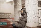 إعجاز الخالق فى صلاة المرأة الحامل
