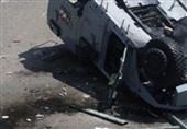ننشر أسماء المجندين المصابين في حادث سيارة بسيناء