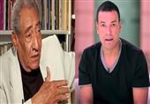 هشام الجخ يفاجأ بوفاة الأبنودي وينعيه على الهواء مباشرة من تونس
