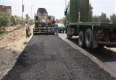 طه: الانتهاء من رصف طريق دمياط الجديدة في غضون أسبوع
