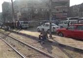 بالفيديو- لحظة انفجار قنبلة في محيط ترام المطرية