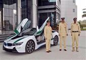 شرطة دبي تضم سيارة خارقة إلى أسطول سيارات المطاردة فائقة السرعة