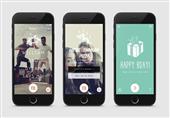"""تطبيق جديد لتبادل الرسائل مع الأصدقاء عن طريق """"الصور"""""""