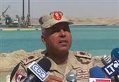 رئيس أركان الهيئة الهندسية ومحافظ الجيزة يتفقدان الطريق الصحراوي