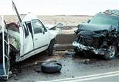 بالأسماء-  إصابة 3 أشخاص في حادث تصادم سيارتين بكفر الشيخ