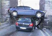 لقطات مجمعة لأخطر حوادث السير في روسيا