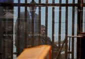 """تأجيل محاكمة مرسي و10 آخرين بقضية """" التخابر مع قطر """" لجلسة الغد"""
