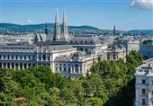 بالصور: أعظم معالم فيينا في شارع واحد