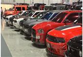 """سيارات معدلة في """"Custom Show"""""""