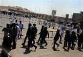 قوات الأمن تستعد لنقل مرسي من سجن برج العرب لأكاديمية الشرطة