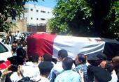 المئات بالأقصر يشيعون جثمان البرلماني السابق علي الباسل