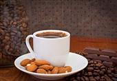 قهوة باللوز